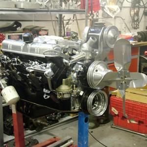 Arthur's Engine