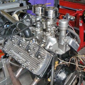Chris Shier's Engine