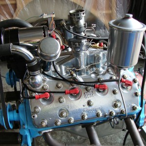 Rob's Engine 1949
